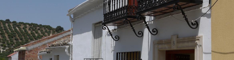 002 Front of the house Nueva Carteya