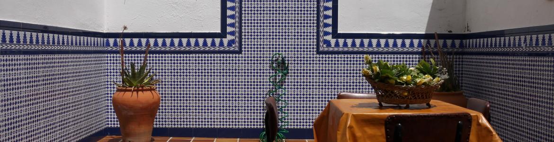 026 Patio (ground floor) Nueva Carteya