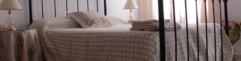 033 Master bedroom (second floor) Nueva Carteya