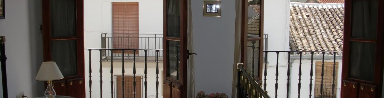 040 Double balcony (second floor) Nueva Carteya