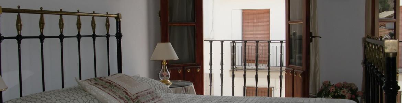 042 Master bedroom (second floor) Nueva Carteya