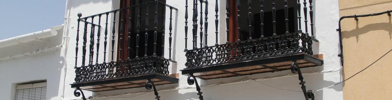 046 Outside view master bedroom (second floor) Nueva Carteya