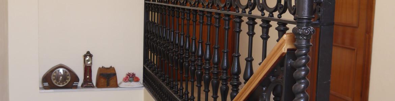062 Second set of stairs (third floor) Nueva Carteya