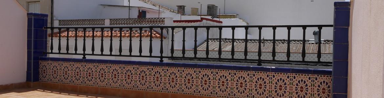 064 Roof patio (third floor) Nueva Carteya