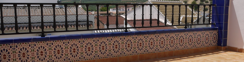070 Roof patio (third floor) Nueva Carteya