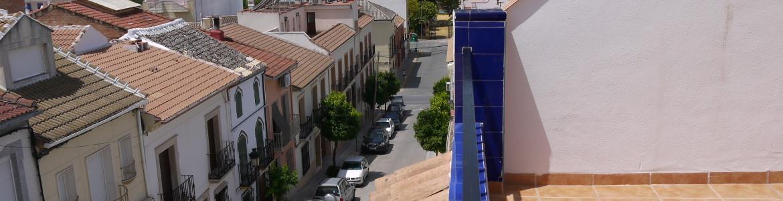 072 Roof patio view (third floor) Nueva Carteya