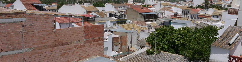 074 Roof patio view (third floor) Nueva Carteya