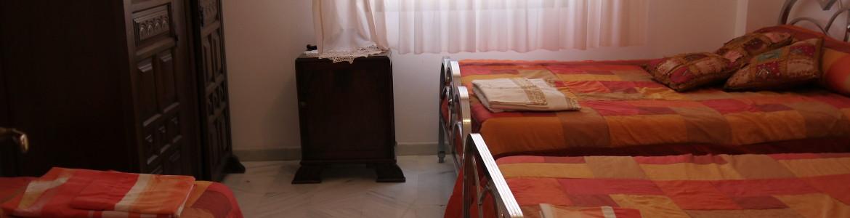 088 Seven person bedroom (third floor) Nueva Carteya